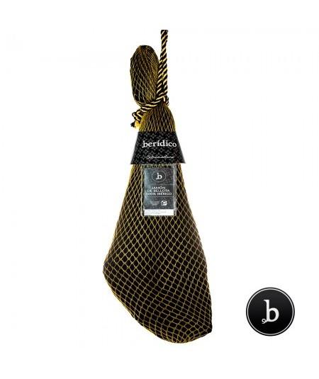 Comprar Jamón de bellota 100% ibérico de la marca Berídico en jamonypico