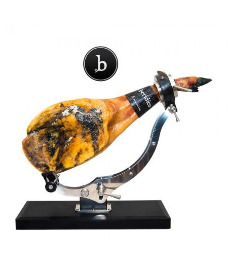 Comprar Paleta de bellota 100% ibérica denominación de origen dehesa de extremadura de la marca berídico en www.jamonypico.com
