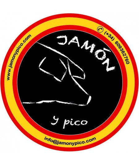 Spanish ham Top quality D.O.P. Pedroches