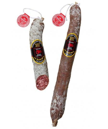 Comprar online oferta especial de  surtido de ibéricos de bellota de Guijuelo con lomo Ibérico de bellota, chorizo y salchichón