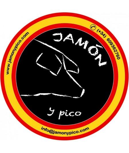 Comprar Jamón de Bellota 100% ibérico de COVAP Alta Expresión en www.jamonypico.com