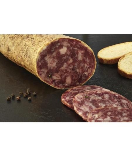 Iberian Salchichon made by Navarretinto