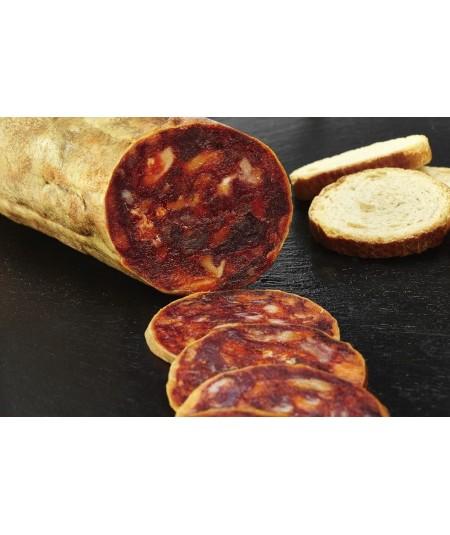 Spanish Chorizo made with 100% iberian pigs by Navarretinto