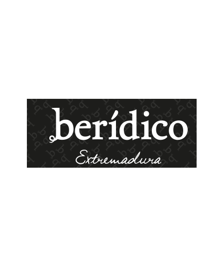Buy online iberian acorn-fed set of half  chorizo, half salchichón and half pork loin from Extremadura by Berídico