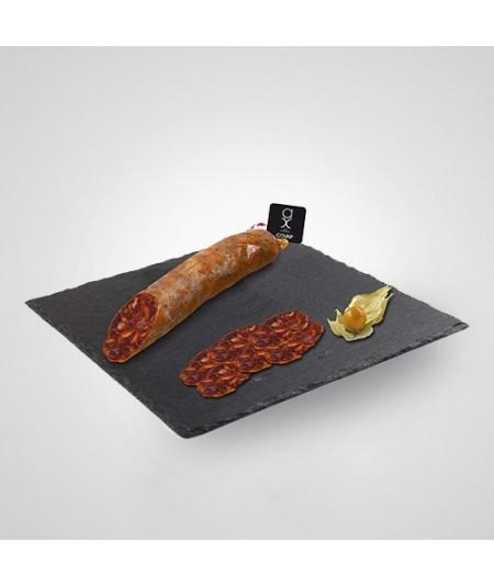 Chorizo de Bellota 100% Ibérico de COVAP Alta Expresión en www.jamonypico.com