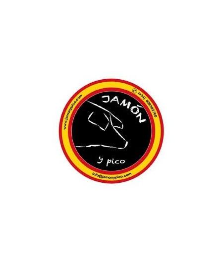 Comprar Medio Chorizo Ibérico Cular de Berídico en www.jamonypico.com