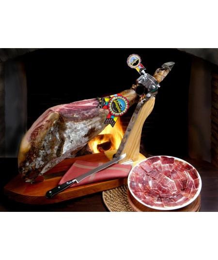 Buy  Jabugo Iberian Ham by La jabugueña, 100% iberian Jabugo pata negra ham