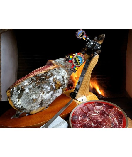 Buy  Jabugo Iberian Shoulder by La jabugueña, 100% iberian Jabugo pata negra shoulder