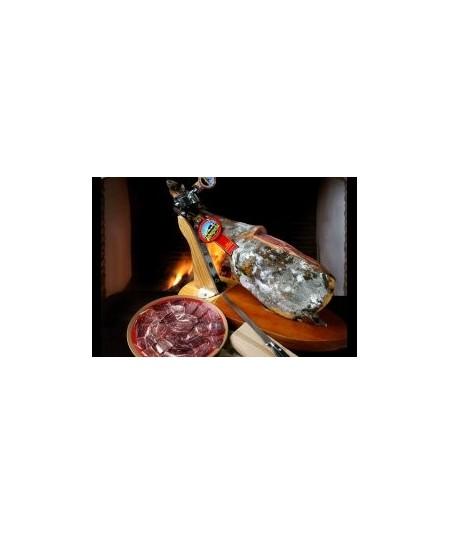 Comprar Paleta de bellota 50% ibérica de Jabugo de la marca la jabugueña