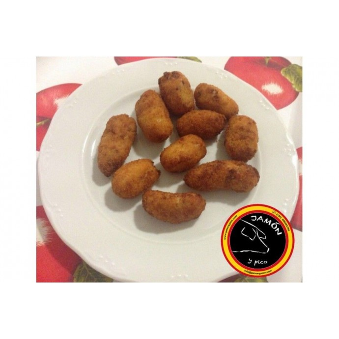 Croquetas de jamon ibérico